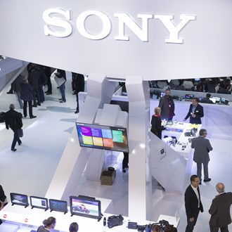 Sony IBC 2015 front