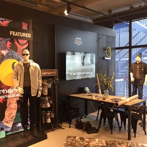 Carhartt Showroom Amsterdam
